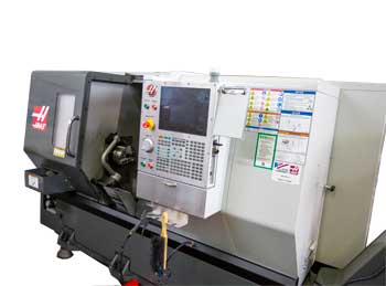 Haas machine