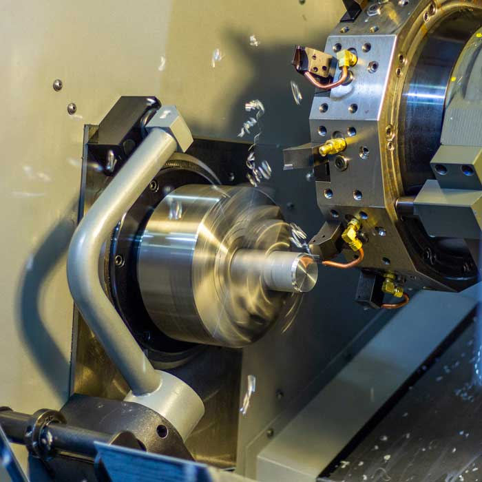 Component manufacture