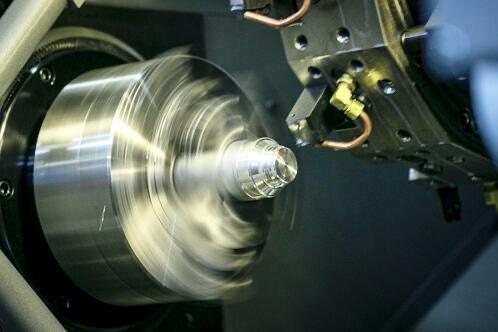 Precision component manufacture